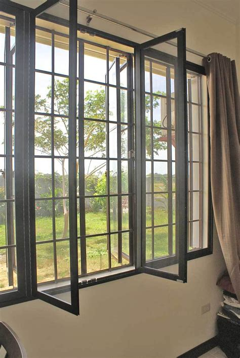 screen screens window designs philippine glass project open most screened hinged installed panels myphilippinelife