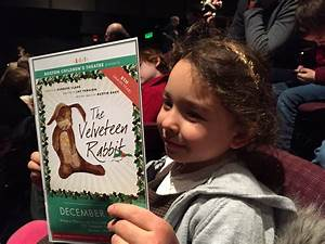 The Velveteen Rabbit at Boston Children's Theater review