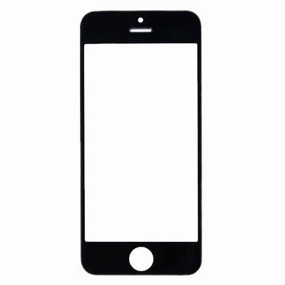Mobile Iphone Celular Transparent Tela Lens Screen