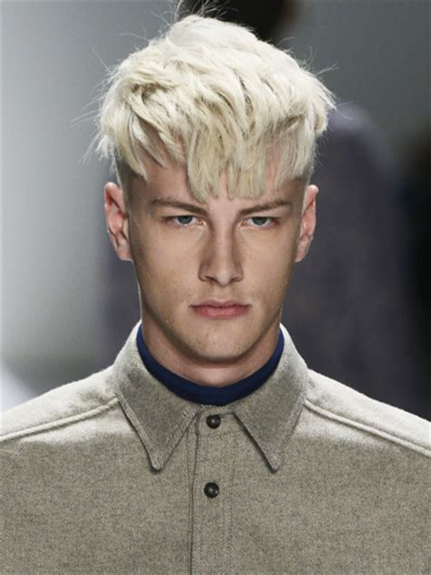 mens hairstyles  fringes
