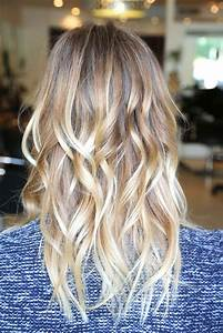 Ombré Hair Chatain : ombr hair caramel ou ombr hair blond ou ombr chatain ~ Dallasstarsshop.com Idées de Décoration