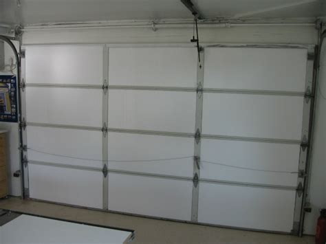 garage door insulation ideas garage door insulation kit lowes for complete kit includes everything you need