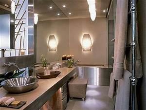 quelques idees pour la deco salle de bain zen With salle de bain design avec décoration d intérieur formation