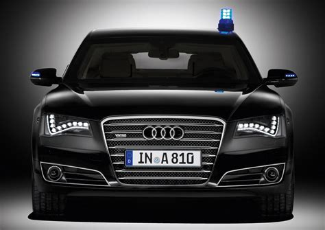 The Armored Luxury Car From Audi