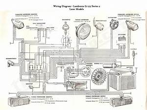 Lambretta Series 3 Wiring Diagram