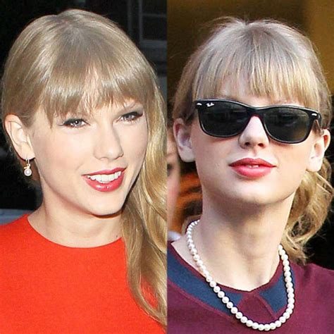 Taylor Really Loves Her Pearls - E! Online