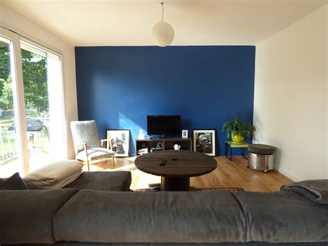 Salon En Bleu