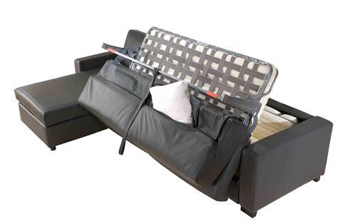 canapé avec coffre rangement canape convertible avec coffre