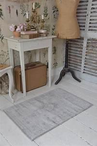vintage home jeanne darc living teppich laufer brucke With balkon teppich mit jeanne d arc living tapete