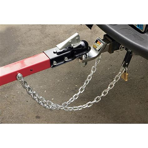 larin 174 trailer hitch safety combo 110309 towing at sportsman s guide