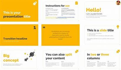 Powerpoint Template Slides Templates Slidescarnival Olivia Example