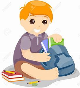 Get Ready For School Clipart - ClipartXtras