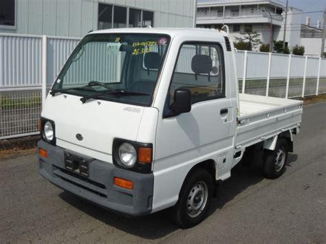 subaru sambar truck subaru sambar truck 1991 used for sale