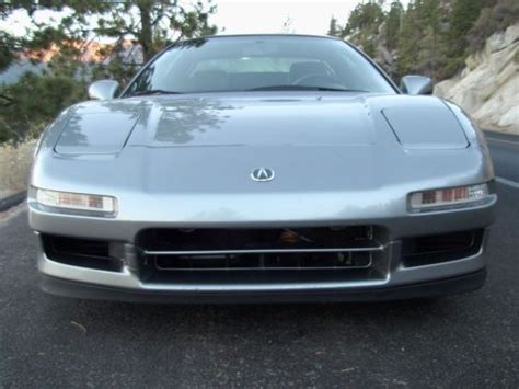 Purchase Used 1998 Acura Nsx T Convertible, 6-speed Manual