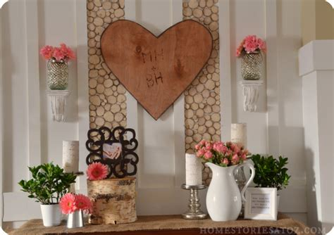 16 Diy Valentine's Day Home Decor Projects