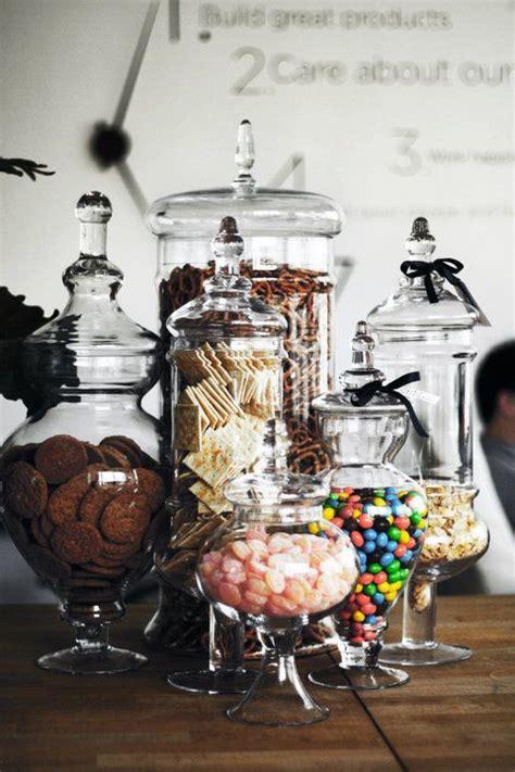 26+ Breathtaking Kitchen Jars Decor