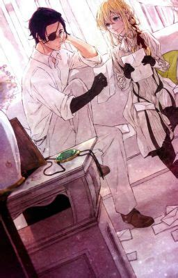 violet evergarden hes alive palaceofmalice wattpad