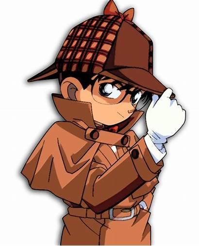 Conan Detective Detektif Anime Gambar كونان Edogawa