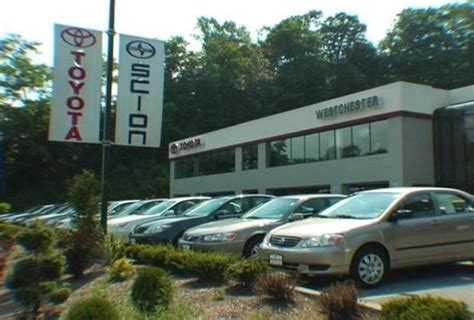 Toyota Of Westchester westchester toyota car dealership in yonkers ny 10710