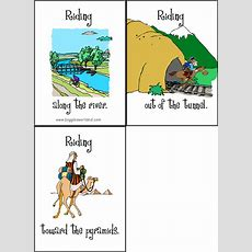 Prepositions Of Movement Flashcards