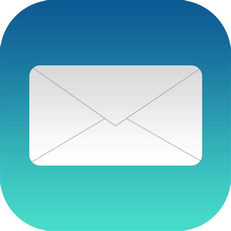 iphone email iphone email icon