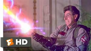 Ghostbusters (3/8) Movie CLIP - We Came, We Saw, We Kicked ...