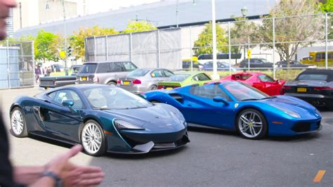 Ferrari 488 Spider Or Mclaren 570 Gt, With Spike Feresten