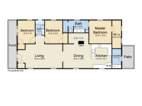 my favorite four bay floor plan they created a foyer
