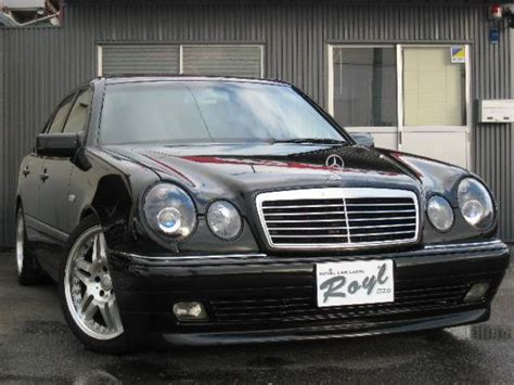 The exterior paint, trim and interior would show normal wear, needing only minor reconditioning. 1996 Mercedes-Benz E320 E320 for sale, Japanese used cars details - CarPriceNet
