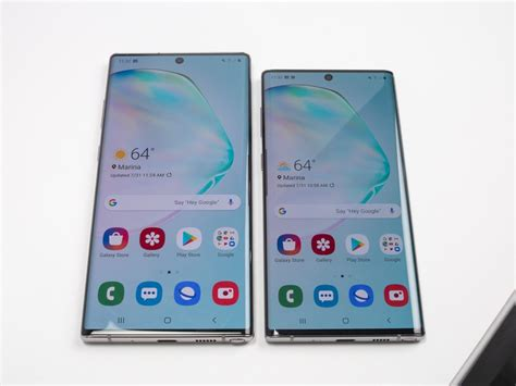 samsung galaxy note 10 buy galaxy note 10 galaxy note 10 which should you buy android central