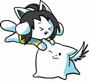 """""""Undertale Toby and Temmie Fan Art"""" Stickers by The Feline"""