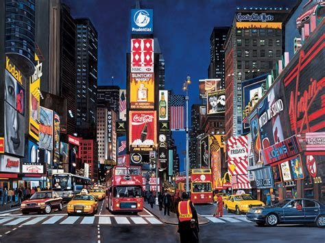 time square around us new york time square