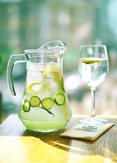 Summer Lemonade Cocktails Kitchen Drink Morning Cocktail