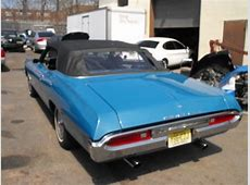 Purchase used 1970 PONTIAC CATALINA CONVERTIBLE in Roselle