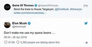 Lance Flamme Tesla : elon musk a r v l son nouveau projet un dragon cyborg geeko ~ Melissatoandfro.com Idées de Décoration