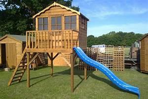 Grande Cabane Enfant : maisonnette en bois enfant 60 jolies demeures pour les petits ~ Melissatoandfro.com Idées de Décoration