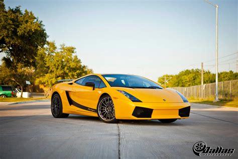 Lamborghini Gallardo Superleggera Tt By Dallas Performance