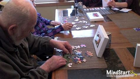 MindStart: Dementia Care Activities - YouTube
