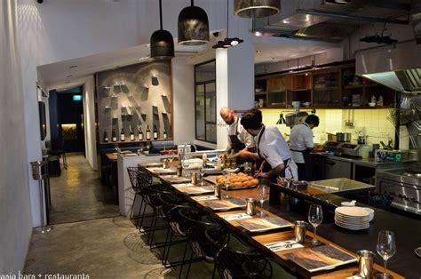 cuisine grill burnt ends grill restaurant bar singapore bars