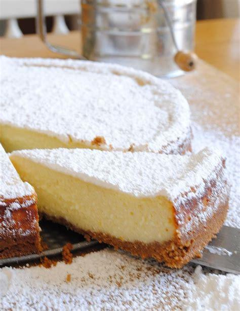 17 best ideas about italian cheesecake on