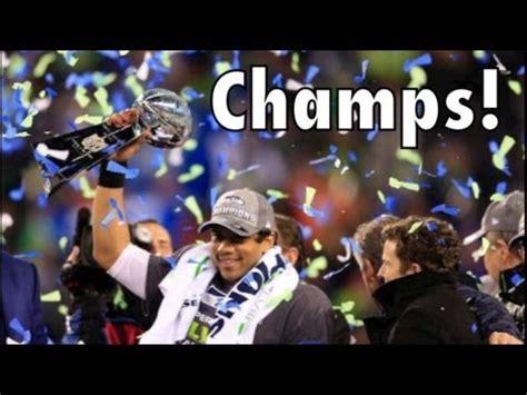 seahawks destroy broncos   super bowl champs