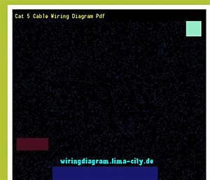 Cat 5 Cable Wiring Diagram Pdf  Wiring Diagram 174548