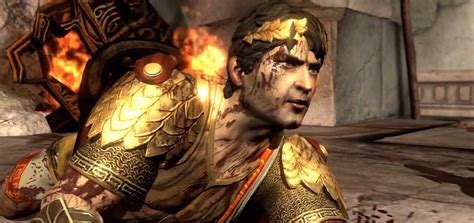 Character Of The Week Zeus God Of War Whowouldwin