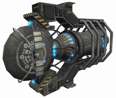 Engine Shaw Fujikawa Translight Warp Sfte Battlecruiser