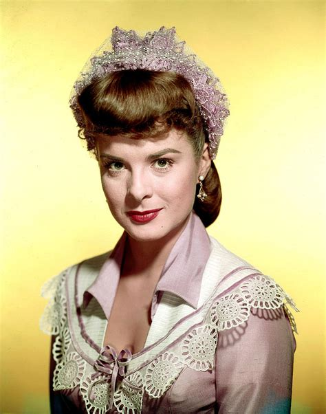Late 1940s Hairstyles by Jean Peters Ca Late 1940s Photograph By Everett