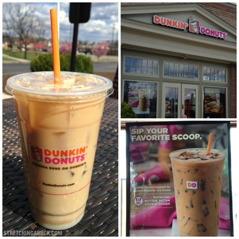 Dunkin' donuts swirls are made with sweetened condensed milk and other flavors. Dunkin' Donuts Pistachio Iced Coffee is Good for My Soul ...