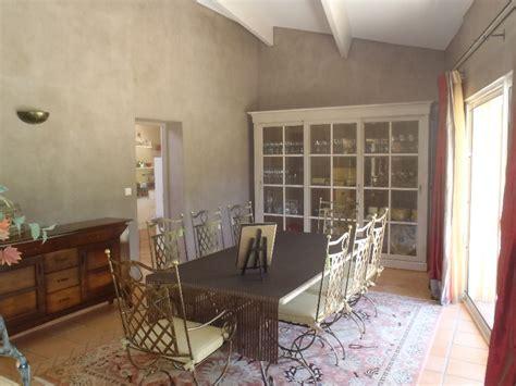 la salle a manger salon de provence salon salle 224 manger maison d exception 224 vendre pr 232 s d aix en provence