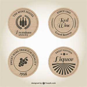 wine and liquor labels vector free download With free liquor labels