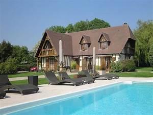 Quelques liens utiles for Chambre d hote deauville avec piscine