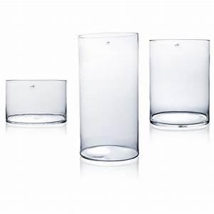 Glasvase 60 Cm Hoch : glasvase cyli klar zylindrisch 30 cm von sandra rich 21 60 ~ Bigdaddyawards.com Haus und Dekorationen
